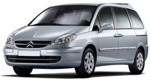 Citroën C8 Минивэн EA_,EB_