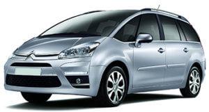 Citroën C4 Минивэн UA_